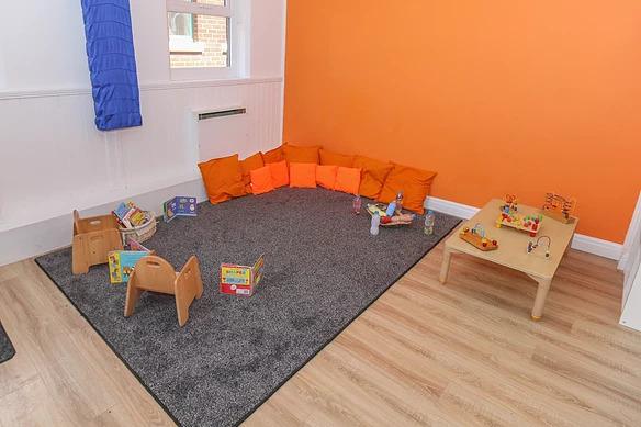Orange Room - 2 Years